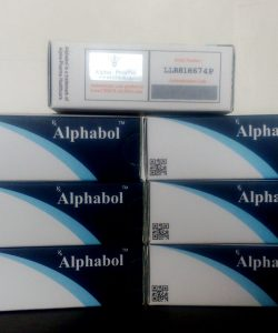 Buy Alphabol Methandienone 10mg 50 Tablets