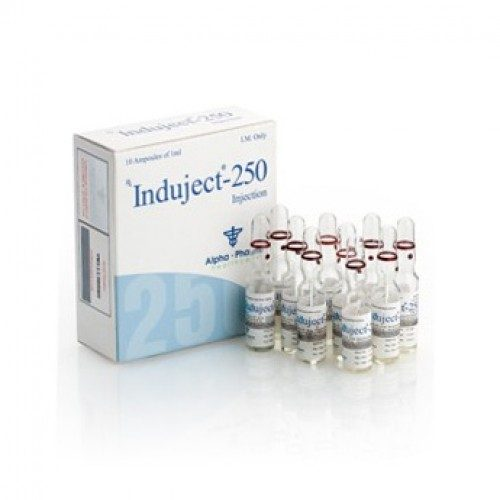 INDUJECT TESTOSTERONE COMBINATION 250MG