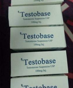 Testobase Test Suspension 100mg 10 AMPS X 2ml
