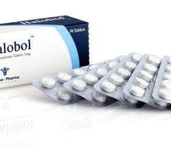 Halobol Fluoxymesterone 5 Mg 50 Tablets