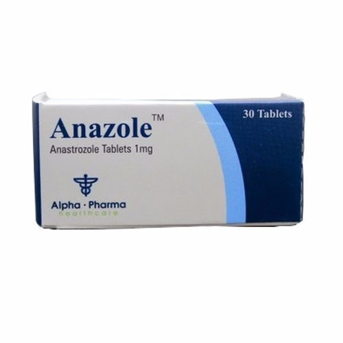 Buy Anazole Anastrozole 1Mg 30 Tablets online
